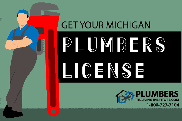 Get A Michigan Plumbing License