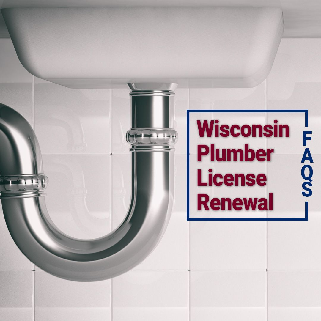 Wisconsin-plumber-license-renewal
